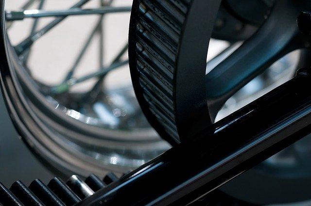 deconstructed wheels