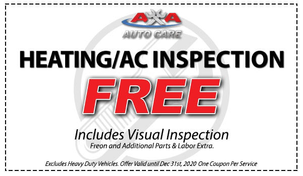 A-C Repair Coupon Las Vegas