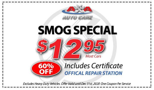 Smog Test Coupon Las Vegas - AA Auto Care Coupons 07