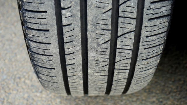 image of a car wheel