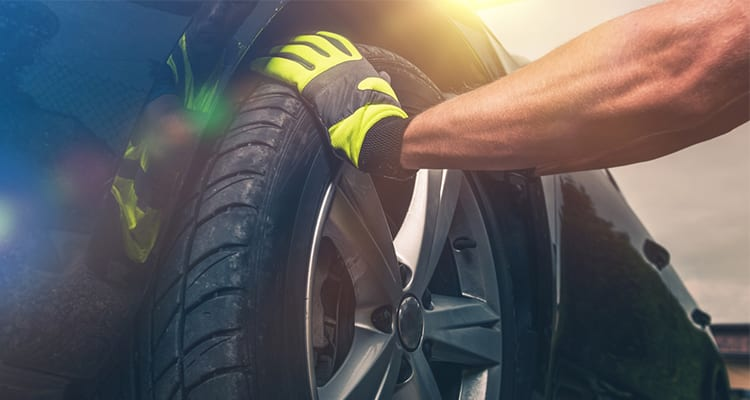 The Benefits of a Tire Rotation