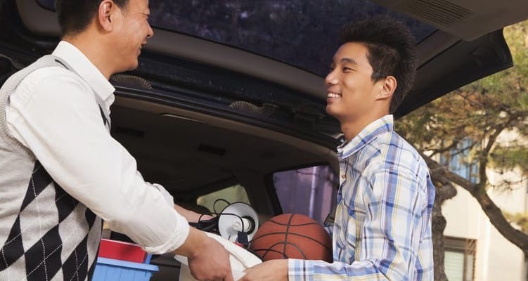 Getting Your Car Ready for Back to School