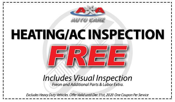 A-C Repair Coupon Las Vegas