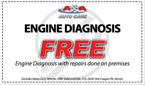 Engine Repair Coupon Las Vegas