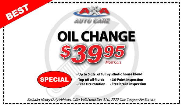 Oil Change Coupons Near Me >> Auto Repair Coupons Las Vegas Aa Auto Care 702 818 7100